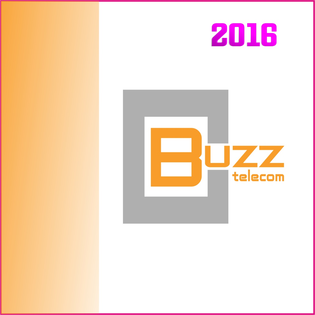 Logo buzz telecom marketing beweegt 2016