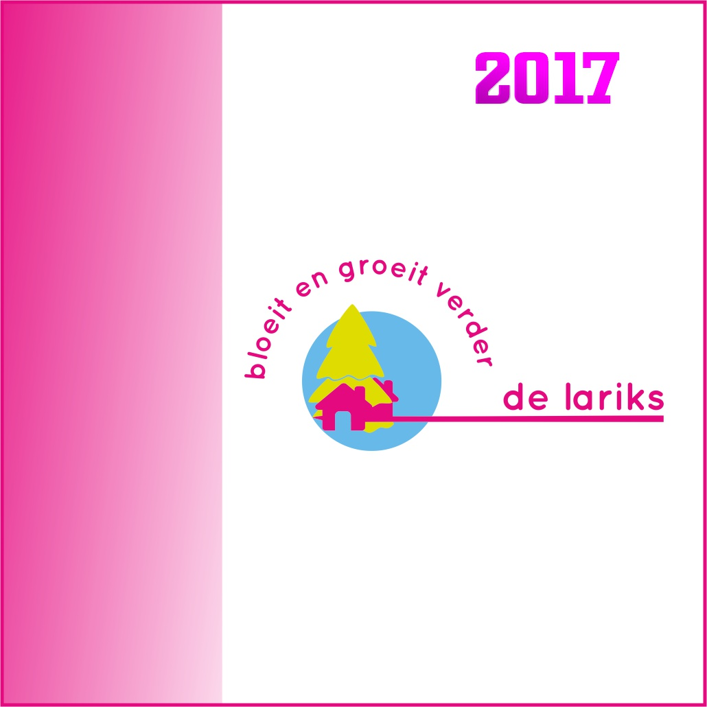 Logo de lariks marketing beweegt 2017