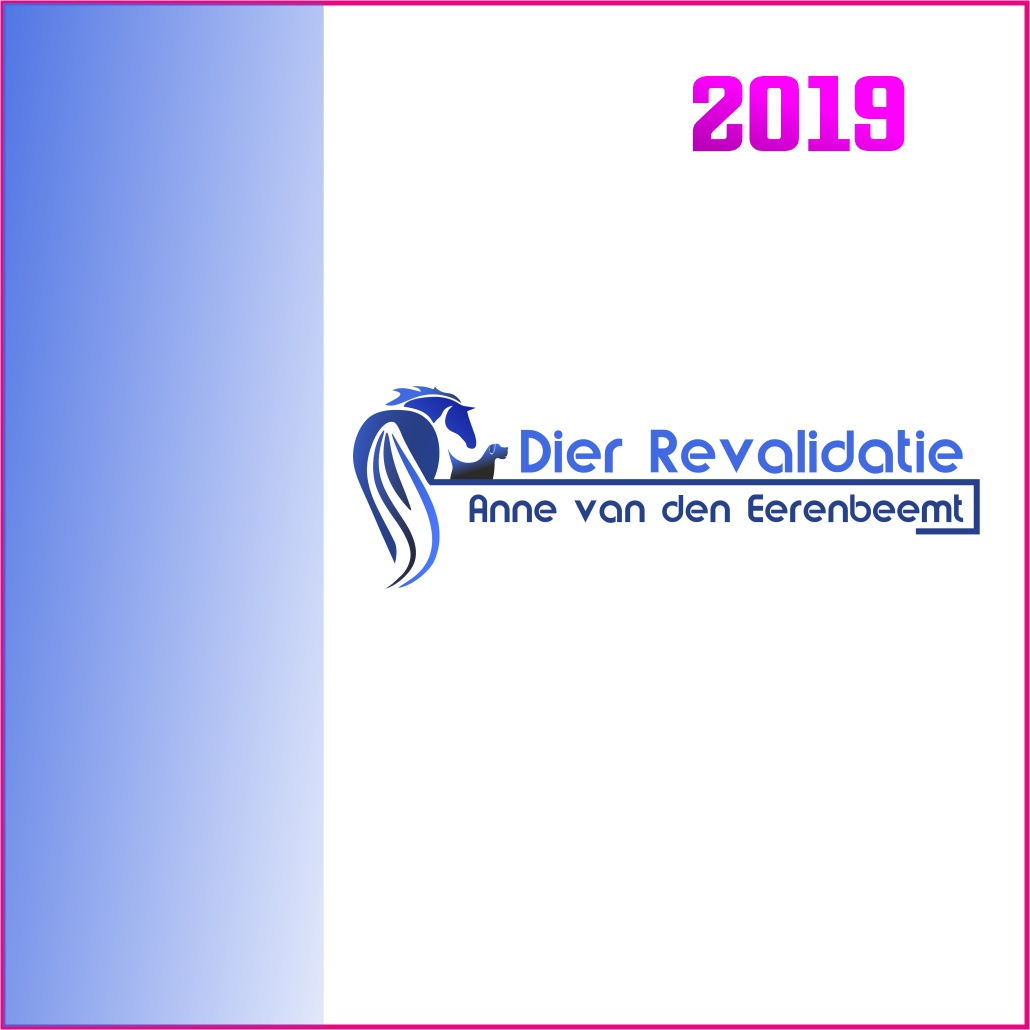 Logo dier revalidatie anne marketing beweegt 2019
