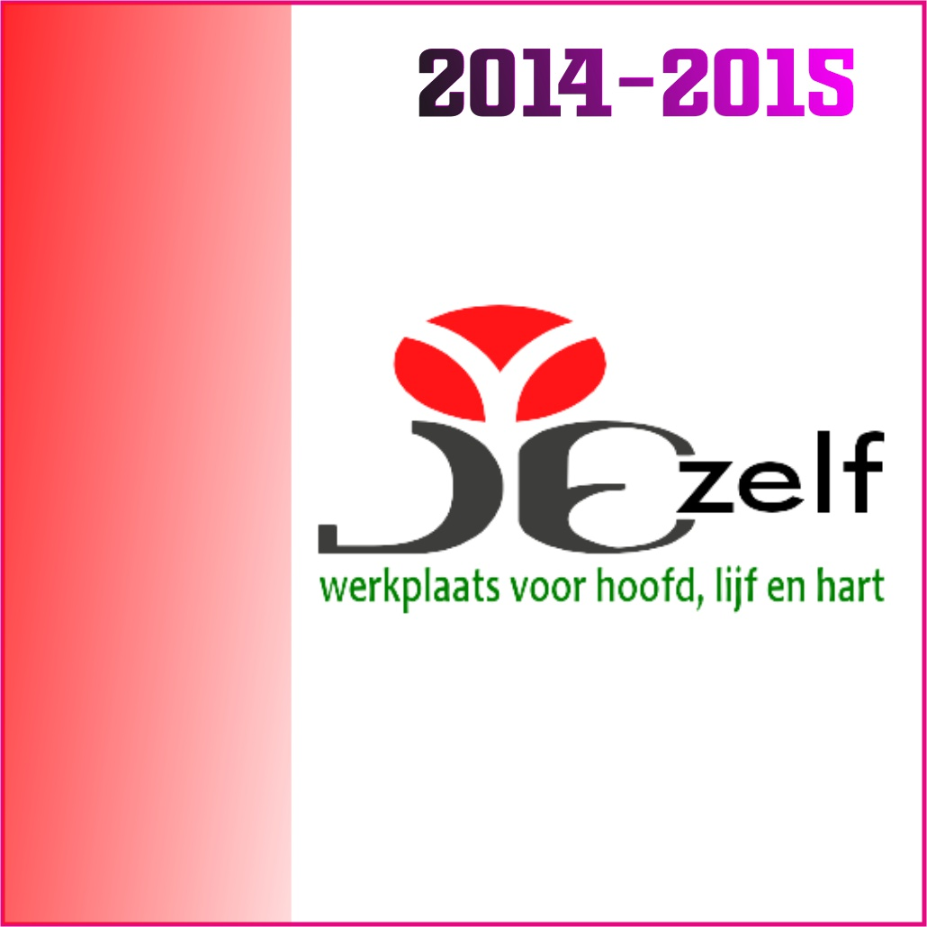 Logo jezelf marketing beweegt 2014-15