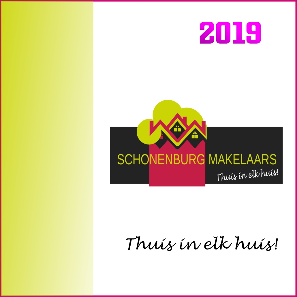Logo schonenburg makelaars marketing beweegt 2019