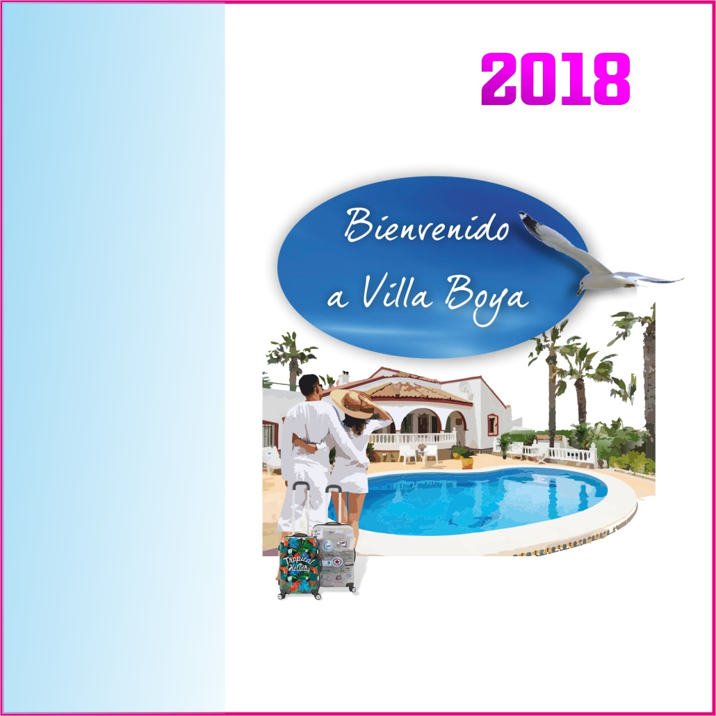 Logo villa boya marketing beweegt 2018